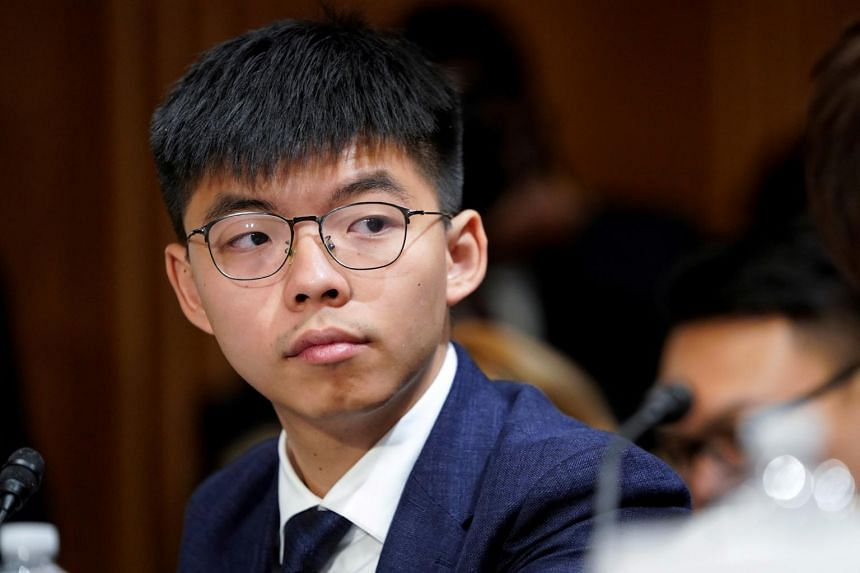 "Hong Kong activist Joshua Wong said he will be a ""prime target"" of Beijing's national security law."