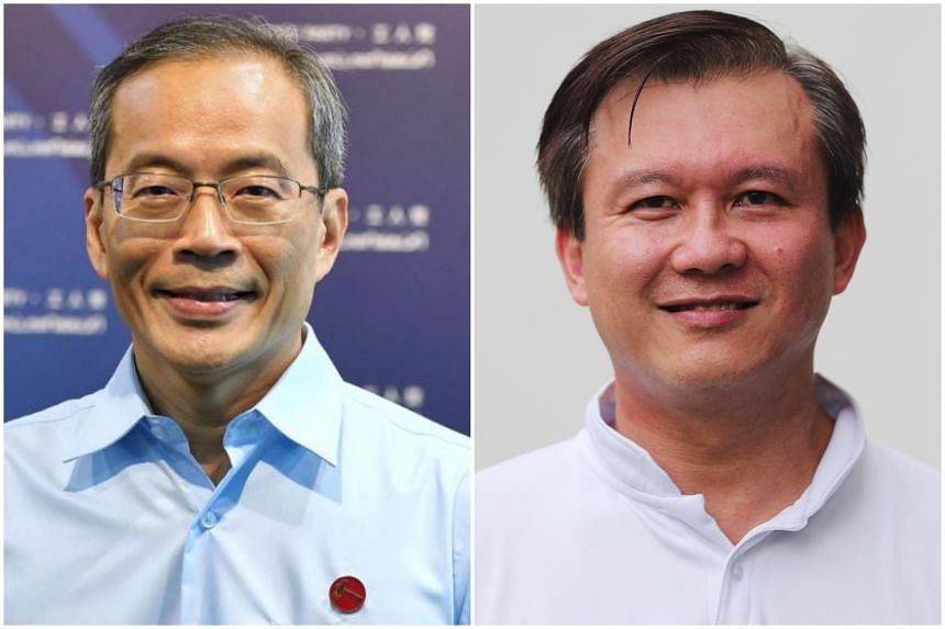 Dennis Tan of the incumbent Workers' Party will be going up against the People's Action Party's Lee Hong Chuang.