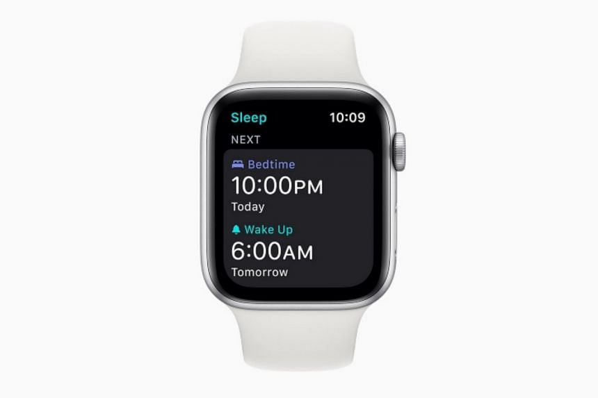 Using Apple Watch's accelerometer to detect micro-movements, the software captures when the wearer is sleeping and how much sleep he or she gets each night.