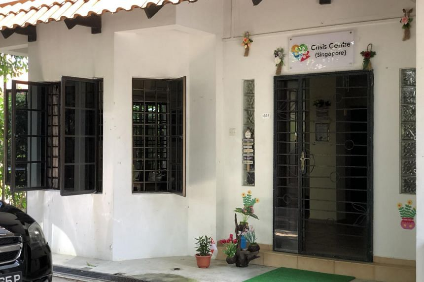 Crisis Centre (Singapore) had been suspended from conducting all fund-raising appeals since Aug 15, 2019.