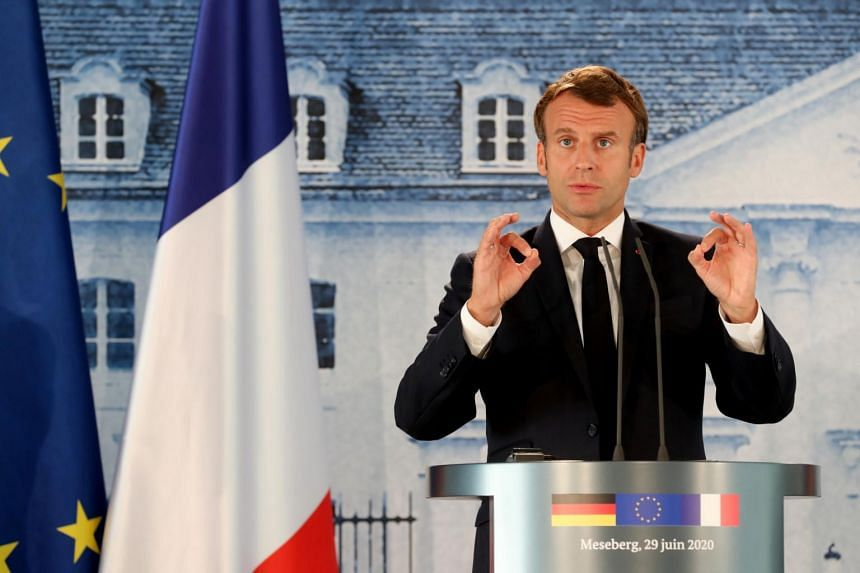 Green surge rattles Macron in French election rout