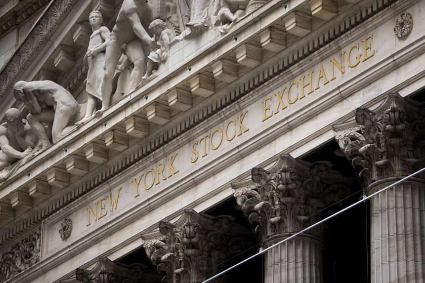 A view of the New York Stock Exchange on June 26, 2020.