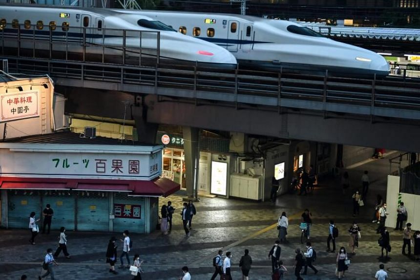The plan is for the service to be further extended to Osaka by 2037.