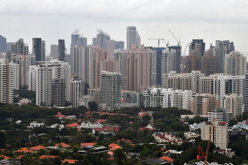 In the city fringe or rest of central region, prices shed 1.9 per cent.