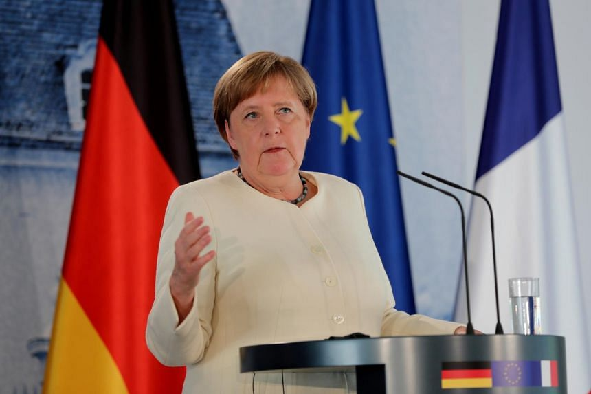 Germany last held the EU presidency in 2007, when Dr Angela Merkel was already the country's Chancellor.