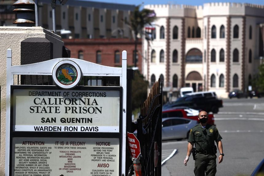 San Quentin State Prison had largely been spared the ravages of coronavirus until the beginning of June.
