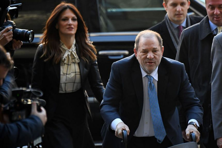 Harvey Weinstein was found guilty of a criminal sexual act in the first degree and rape in the third degree.