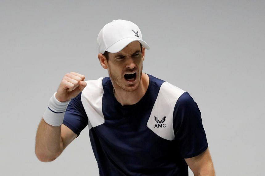 Andy Murray is set to return to action at the Washington Open in mid-August.
