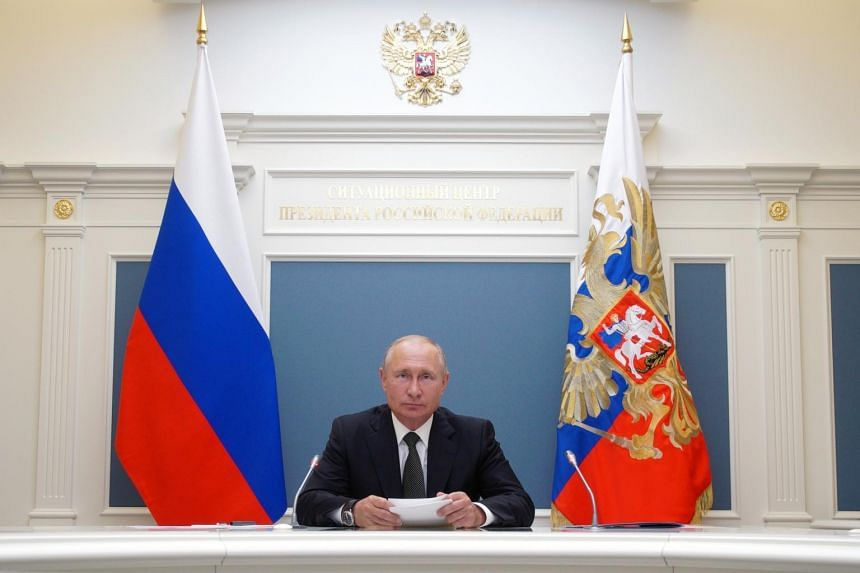 Constitutional amendments vote in Russian Federation