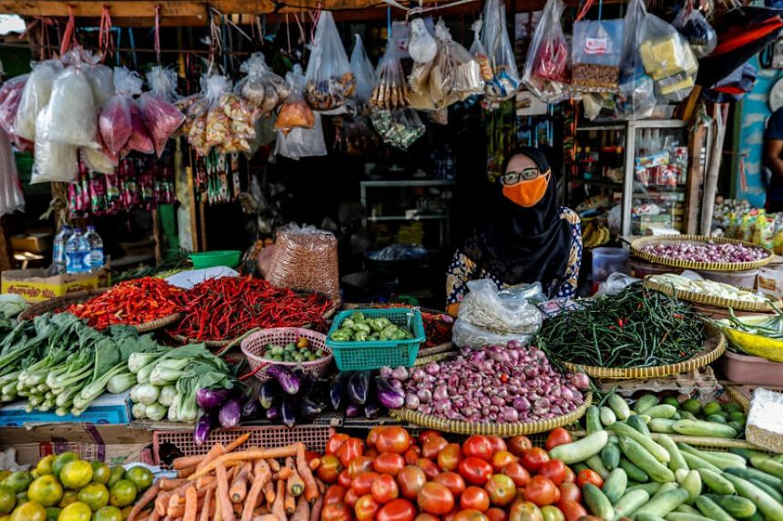 Surveillance would be tightened in some 300 traditional markets in Jakarta.