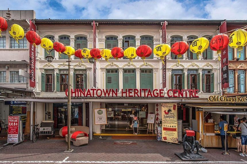 Chinatown Heritage Centre: Although the Chinatown Heritage Centre is temporarily closed, you can explore its exhibits on its website.