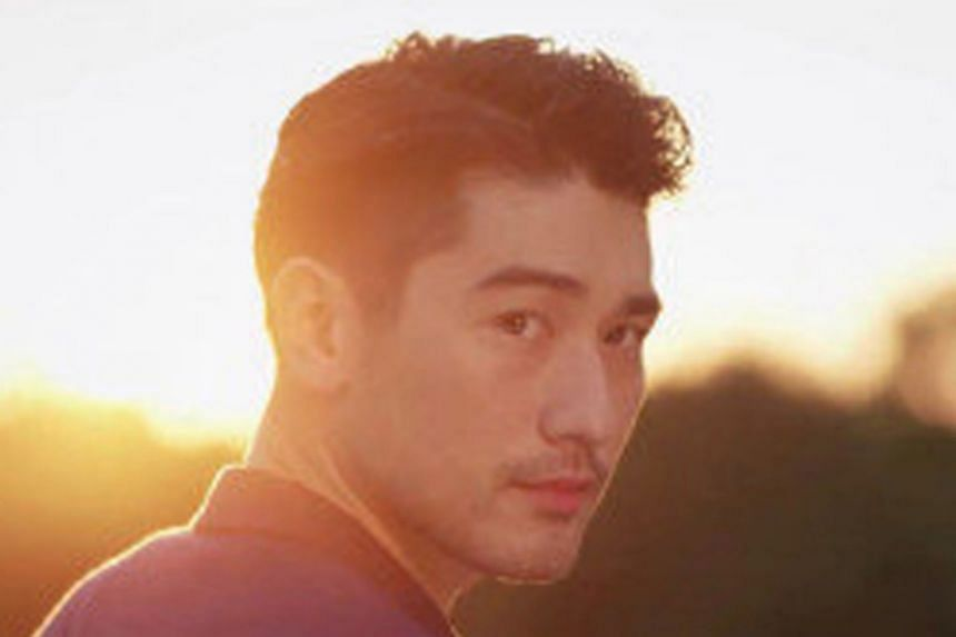 The final scene in the last episode was a clip of Godfrey Gao looking over his shoulder and smiling as the sun sets in the background.
