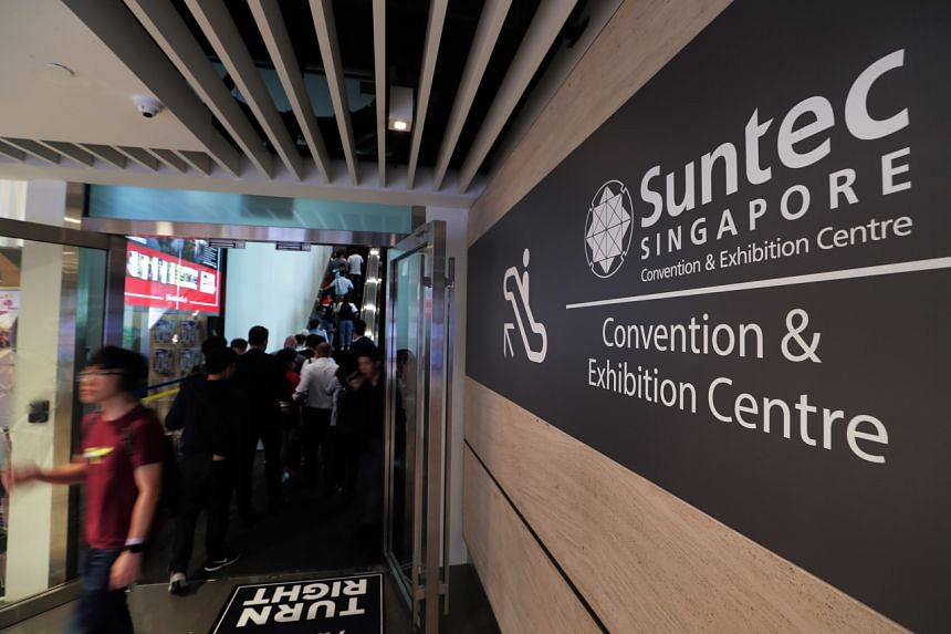 Suntec Singapore has been temporarily closed till Aug 2, 2020, to reduce operating costs and navigate the downturn.