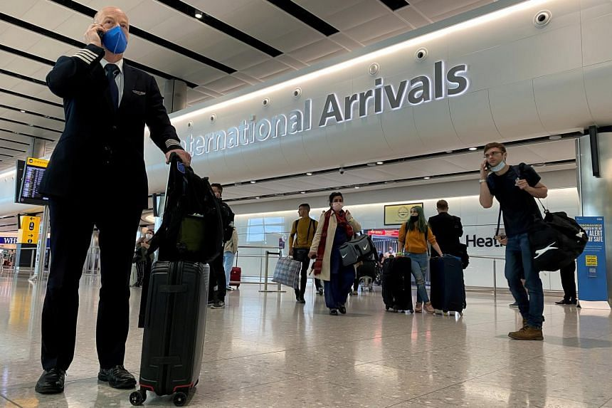 Britain said that it would ditch a 14-day quarantine period for people arriving from countries such as France, Greece and Spain.
