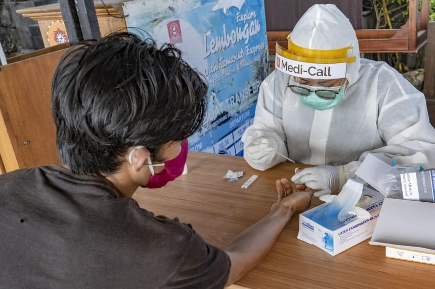Indonesia estimates it would need more than 352 million shots of a two-dose vaccine.