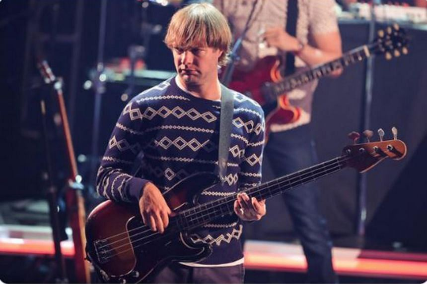Mickey Madden is one of Maroon 5's founding members.