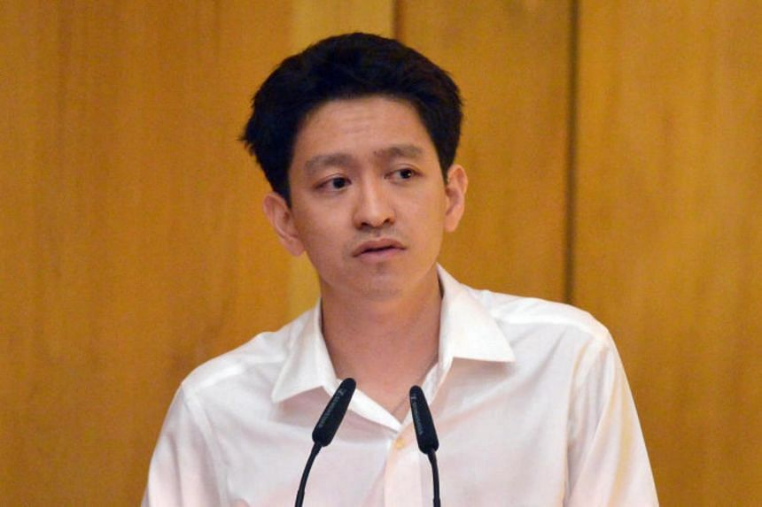 Mr Li Shengwu, who announced in January that he would no longer participate in the proceedings, was absent from court.