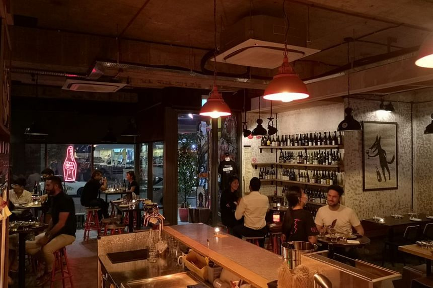 Wine RVLT on Carpenter Street has modified its opening hours after the 10.30pm hard stop on liquor sales and consumption rules were implemented.