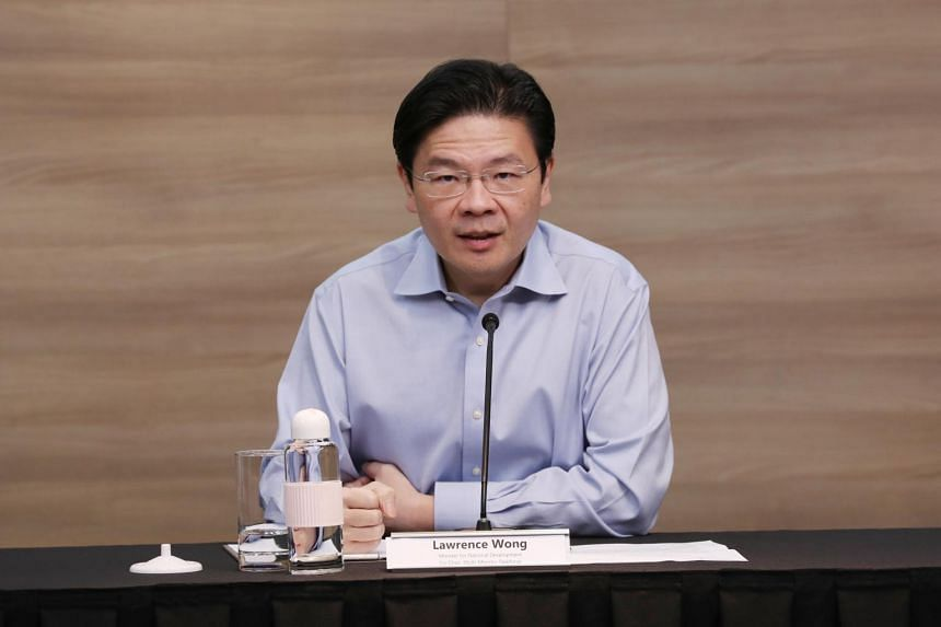 Minister for National Development Lawrence Wong said people should not take the enhanced testing and contact-tracing capabilities for granted and assume that the system can catch every case.