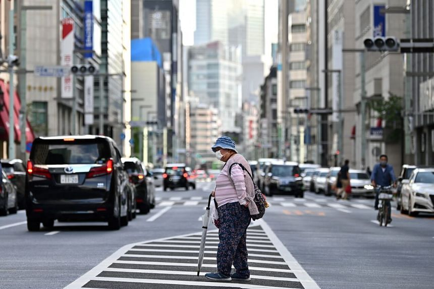 Japan's Government Pension Investment Fund lost 11 per cent in the three months ended March.