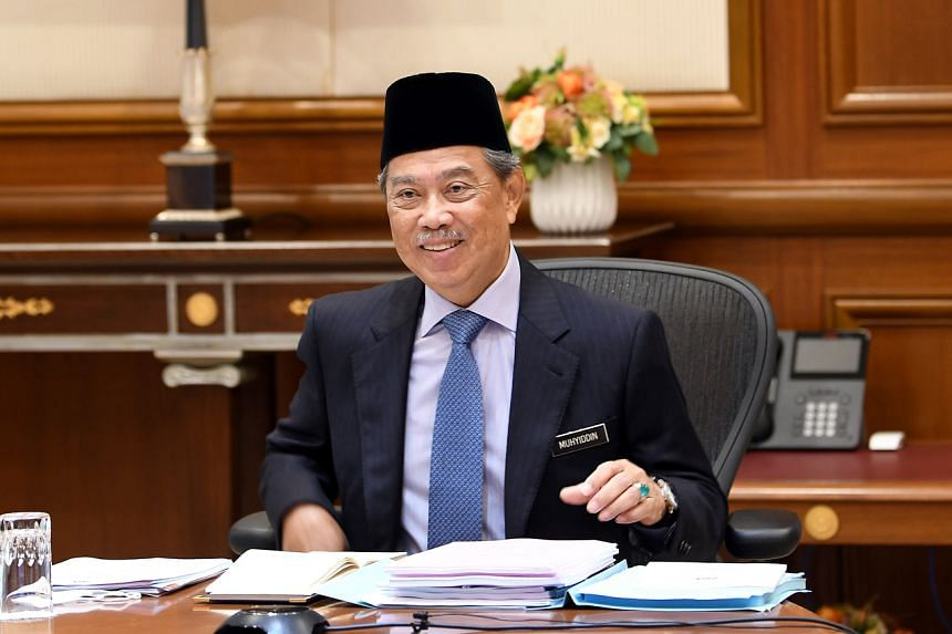 Two Muafakat parties have agreed to back Mr Muhyiddin as the next premier.