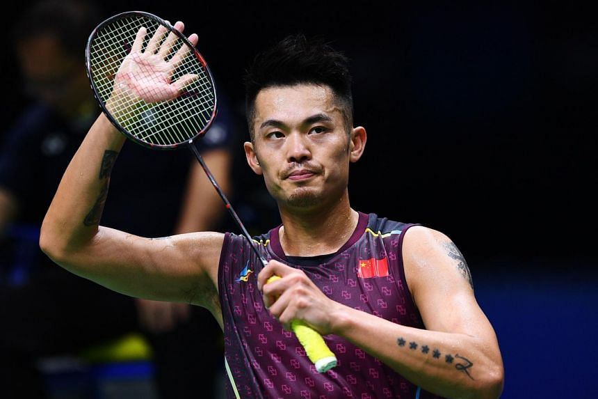 Lin Dan will not be competing in the next Olympics in Tokyo.