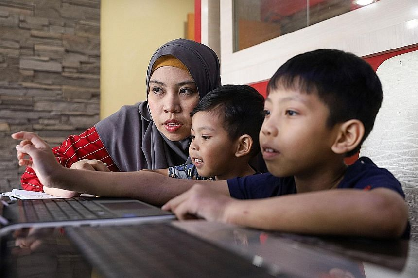 As parents monitor their children during HBL, they may have gained insights into their young ones' learning styles and can give feedback to the teachers.
