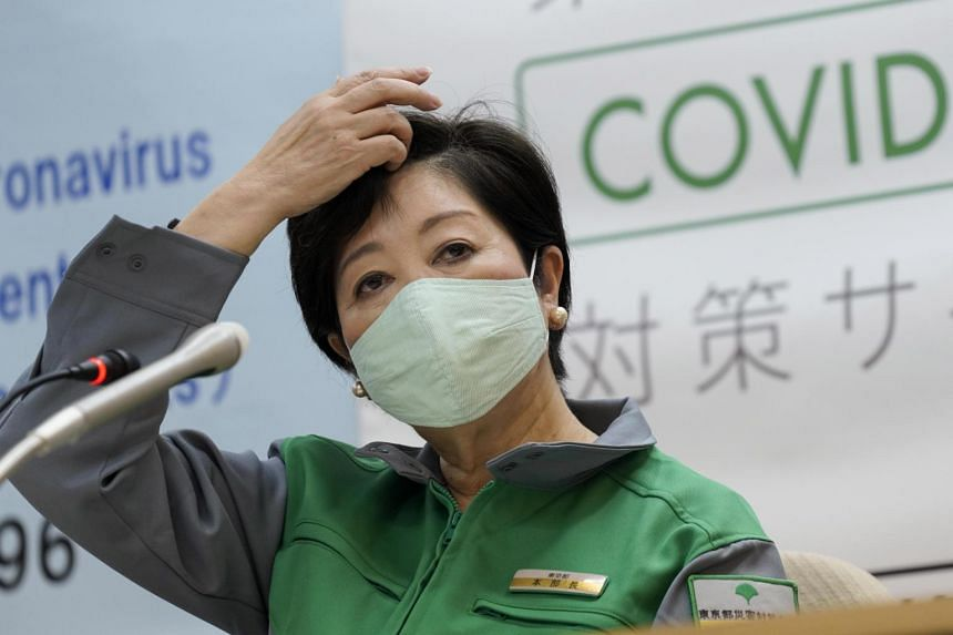Yuriko Koike's straight-talking approach to the outbreak won the public's support.