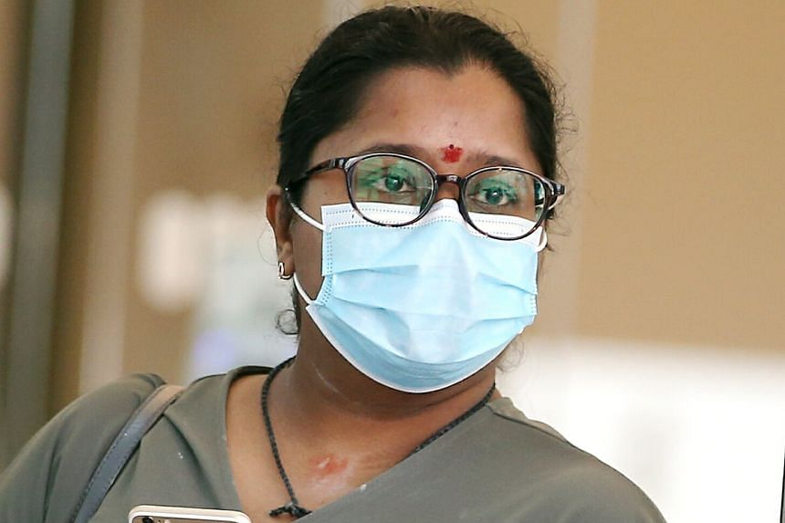 Hemavathy Gunasekaran, who held the rank of Sergeant 2, pawned the devices for $300.