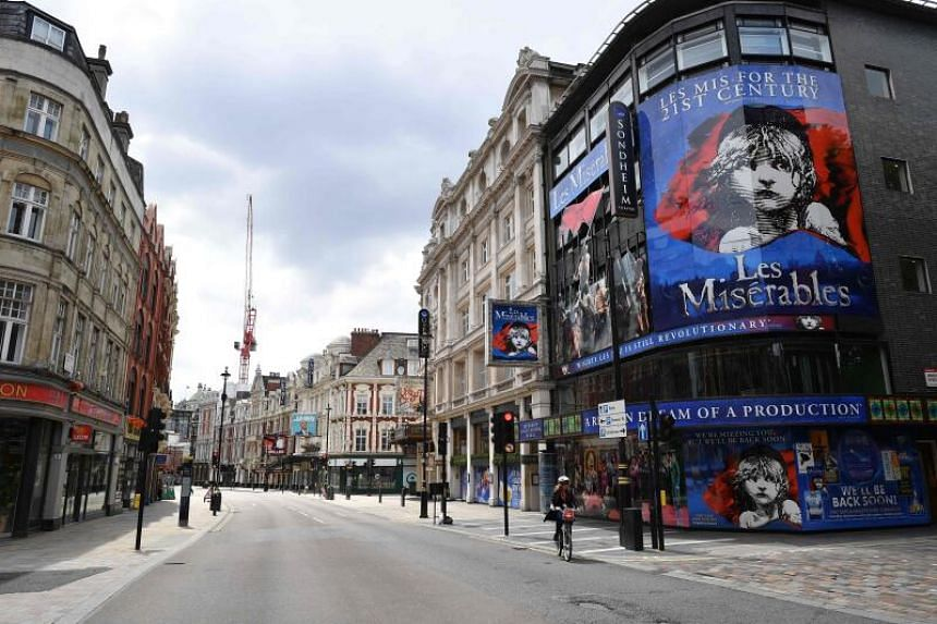 Theatres, opera houses and ballet companies in Britain have been left without a live audience for months.