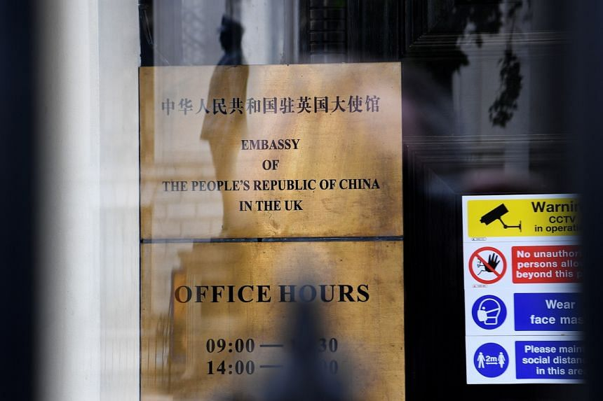 Britain has said it would offer around three million Hong Kong residents a path to British citizenship.