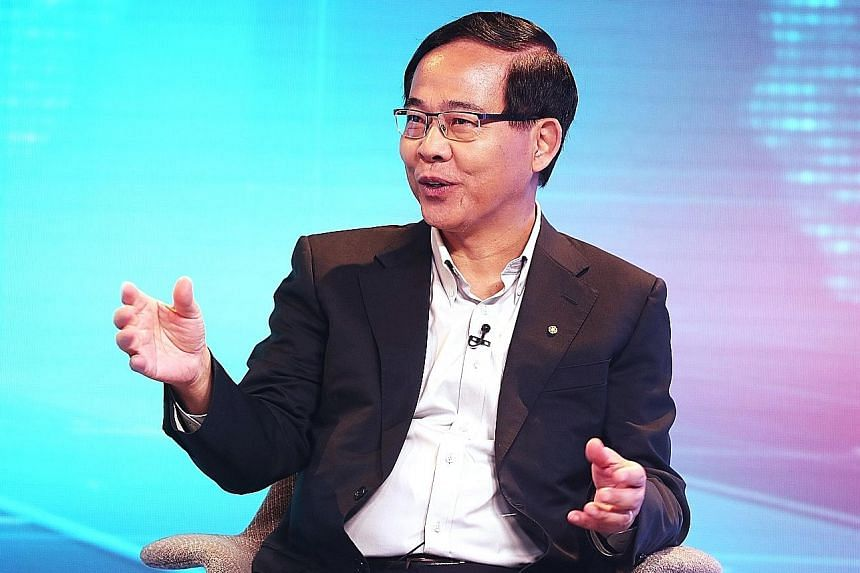 Professor Wang Linfa said it is almost certain that another coronavirus will jump species within the decade.