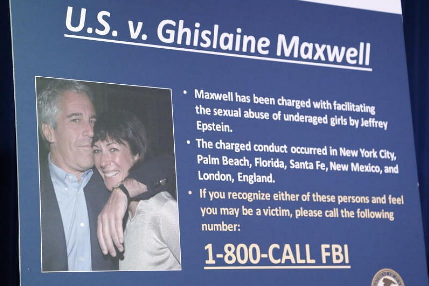 Ghislaine Maxwell was arrested in New Hampshire