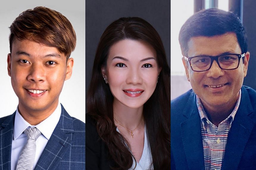 (From left) Mr Allen Koh, Ms Sharon Peh and Mr Gopul Shah sharpened  their skill set and benefited from a wider professional network thanks to the CPA Australia's CPA Program. PHOTO: CPA AUSTRALIA