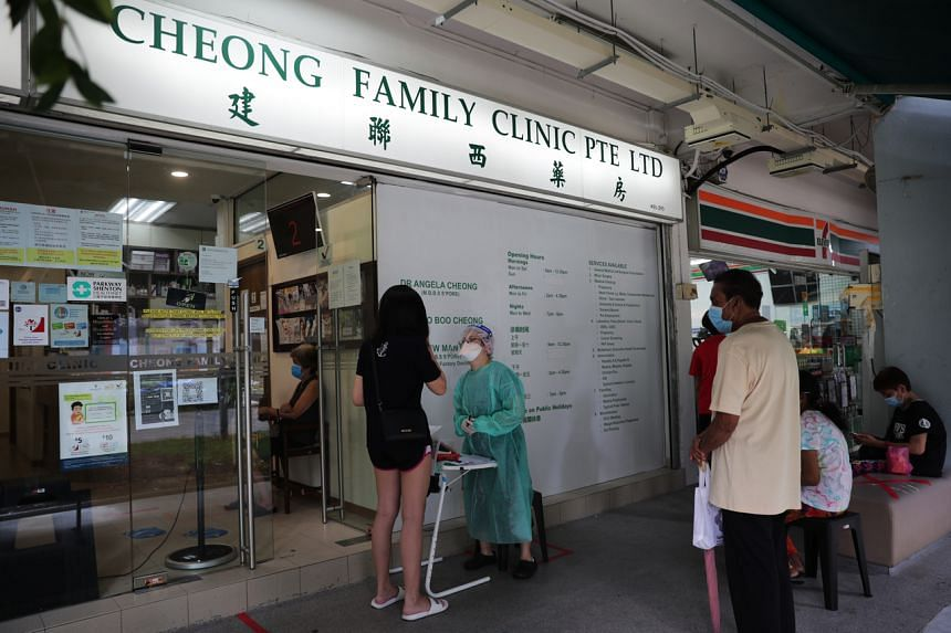 With expanded testing to include patients aged 13 years and older who have acute respiratory infections, the number of Covid-19 cases will go up, said Mr Lawrence Wong