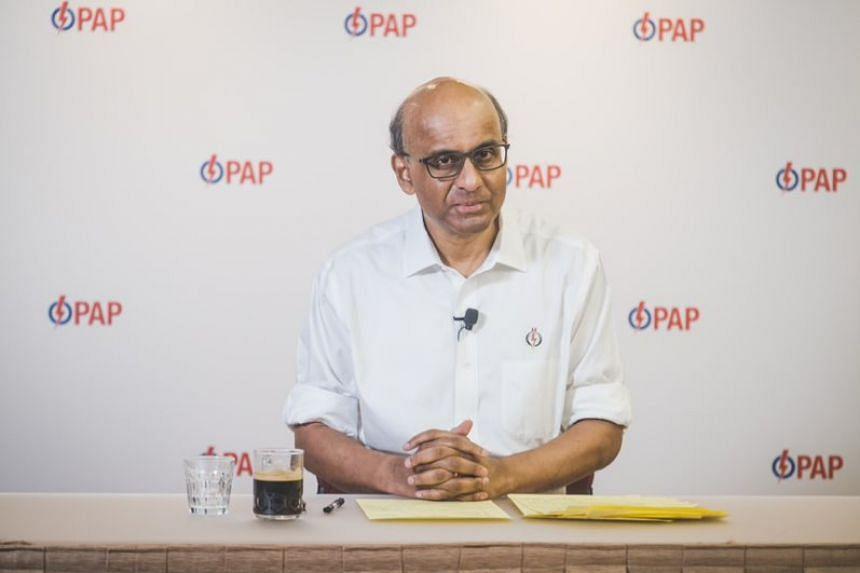 Senior Minister Tharman Shanmugaratnam helms the PAP slate in Jurong GRC for the July 10 polls.