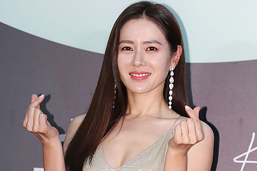 South Korean actress Son Ye-jin, who recently starred in the smash-hit series Crash Landing On You, is undergoing negotiations over a film tentatively titled The Cross.
