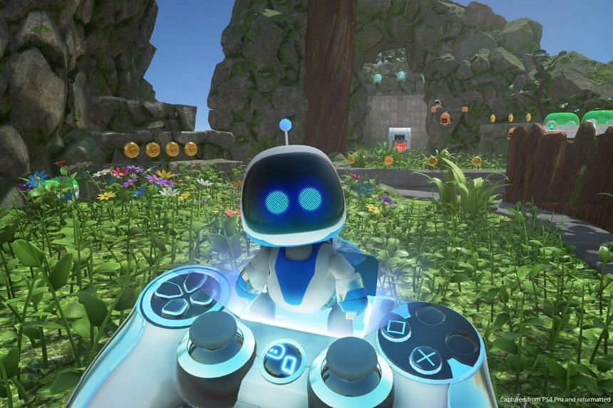 If you already have a PlayStation 4 console, try playing Astro Bot Rescue Mission.