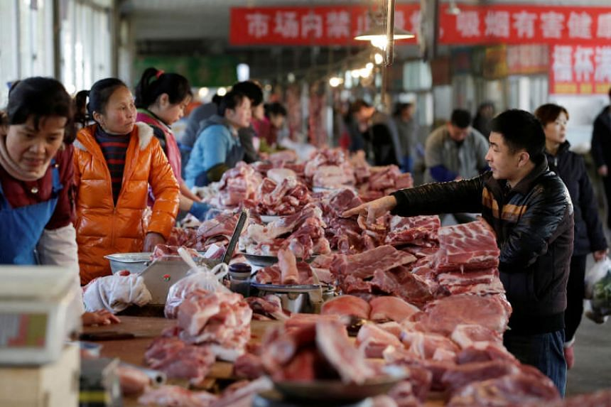 Per-capita consumption of meat this year is set to fall to the lowest in nine years.