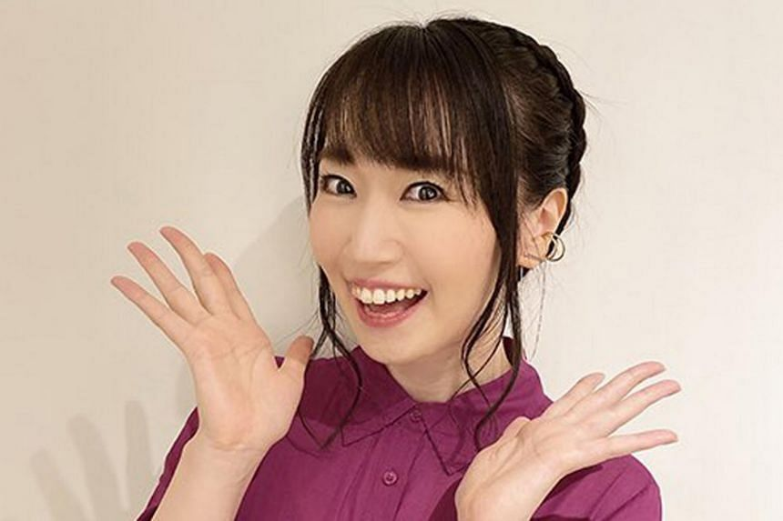 Nana Mizuki announced that she had registered her marriage with her long-time boyfriend.
