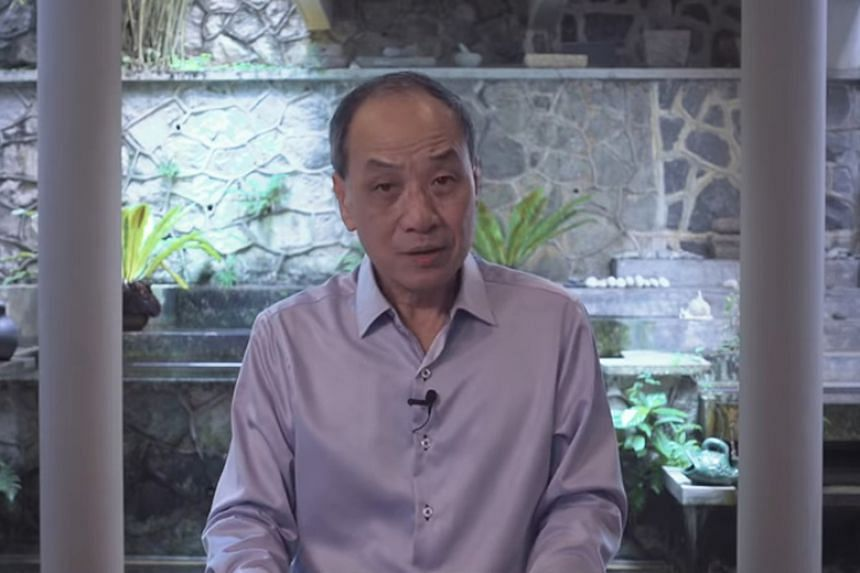 In the video, Mr Low Thia Khiang detailed his history in Parliament and thanked voters for their support over the years.
