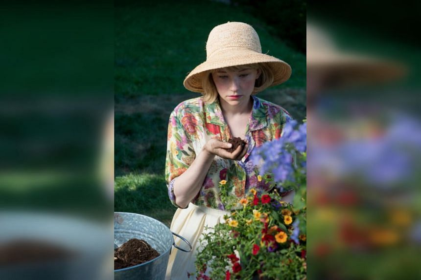 In Swallow, Hunter, played by Haley Bennett, develops a compulsion for swallowing small household objects.