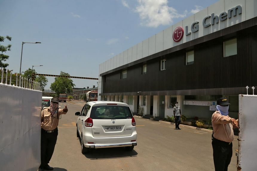 A government-appointed committee said LG Chem had been negligent and warning systems were not working.