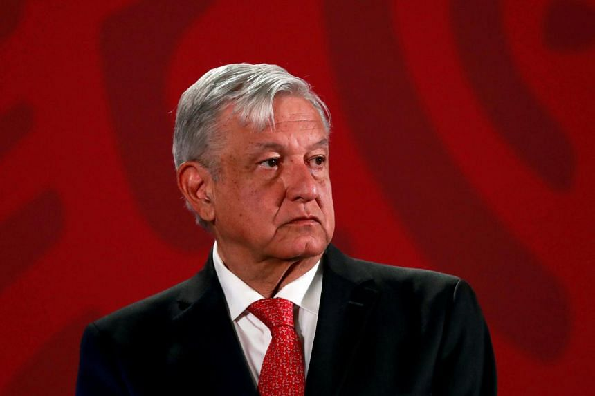 Mr Lopez Obrador said he would move ahead with plans to fly to Washington and greet Mr Trump on July 8, 2020.
