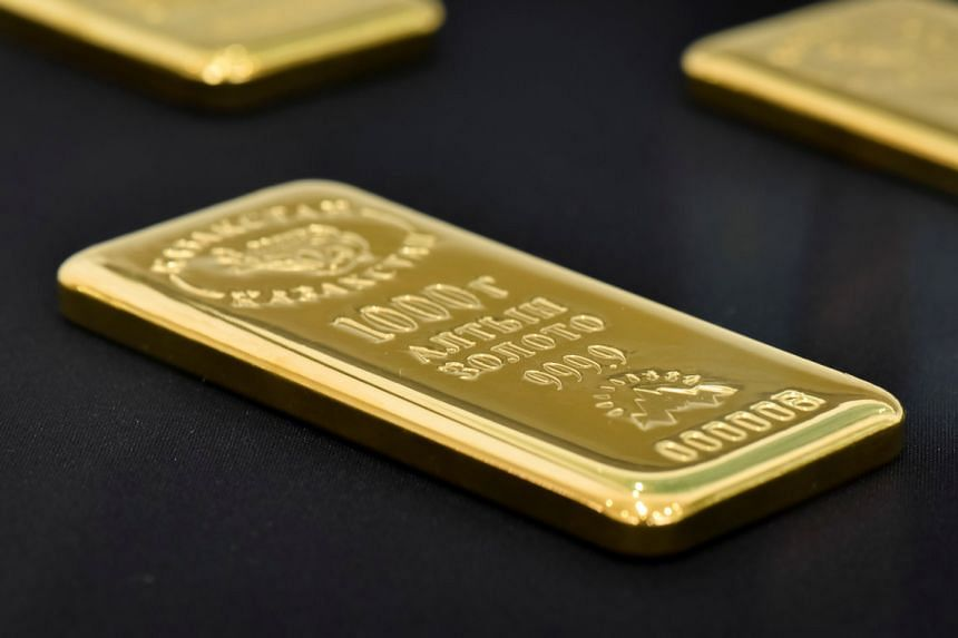 Stimulus tends to boost gold, which is viewed as a hedge against inflation and currency debasement.