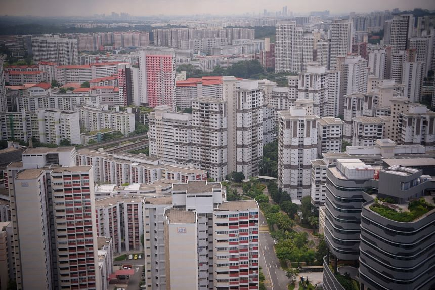 The number of resale flats sold in June 2020 was also 26.7 per cent higher than that of June 2019.