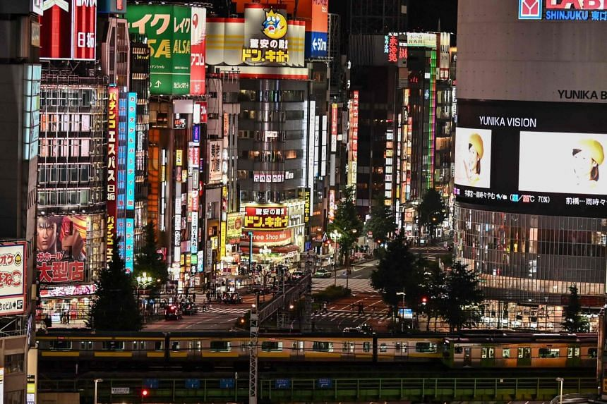 Tokyo's major commercial and entertainment districts, including famed Shinjuku, are seeing a surge in coronavirus cases.