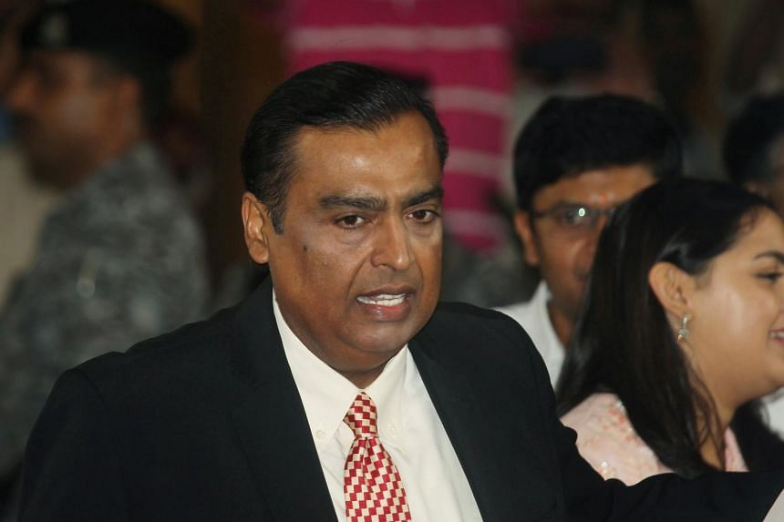 Mukesh Ambani, At $68 Billion, Now Richer Than Warren Buffett