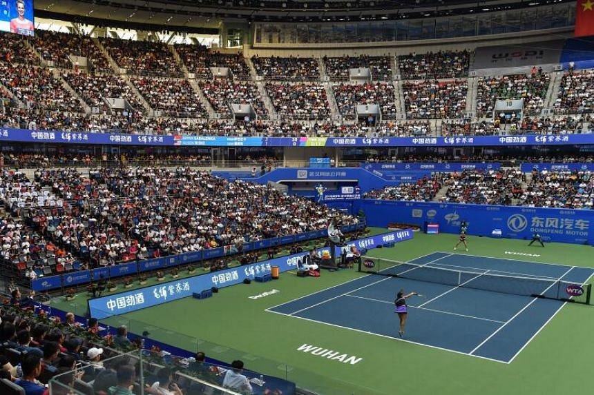 The WTA would be particularly badly affected because it has seven tournaments pencilled in for China.
