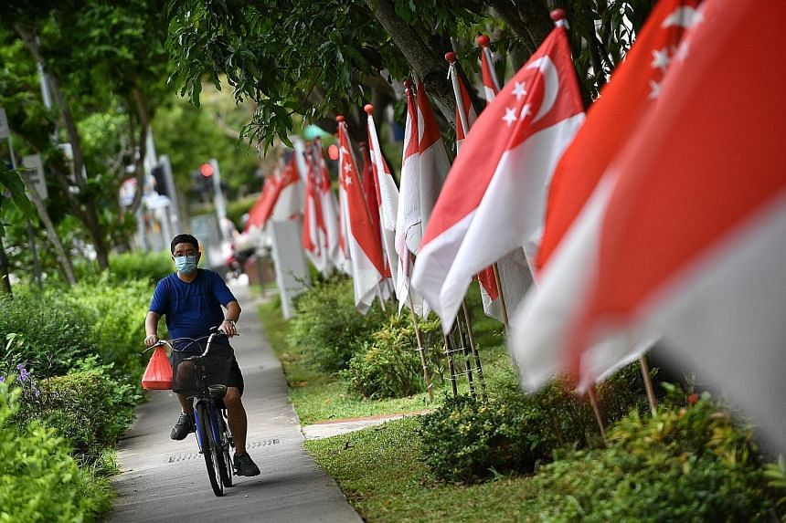 Dr Felix Tan, associate lecturer at SIM Global Education, said the opposition's message about sending more checks and balances, and more diversity of views in Parliament, resonated with voters. He noted that a crop of younger and more educated voters